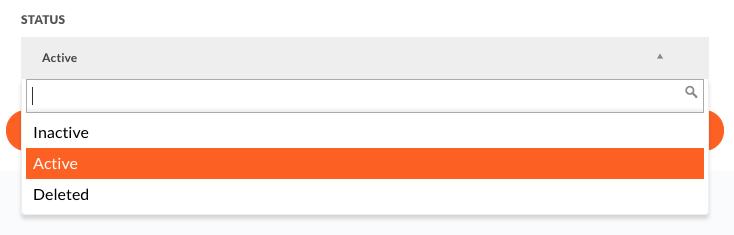 Enterprise User Status