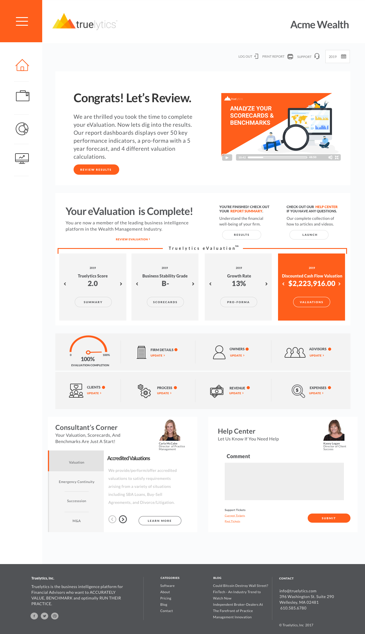 eValuation Complete 2.7